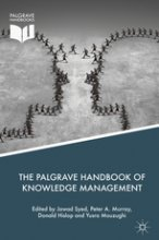 The Palgrave Handbook of Knowledge Management est paru