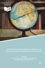 """The Palgrave International Handbook on Adult and Lifelong Education and Learning"" vient de paraitre"
