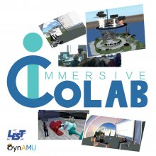 Salon Innovatives SHS 2017 : Immersive CoLab porté par le LEST